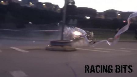 Kecelakaan horror terjadi di Rally 2000 Viratges - INDOSPORT