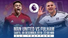 Indosport - Prediksi pertandingan Manchester United vs Fulham