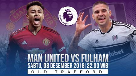 Prediksi pertandingan Manchester United vs Fulham - INDOSPORT