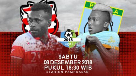 Prediksi pertandingan Madura United vs Persela Lamongan - INDOSPORT