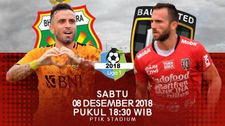 Prediksi pertandingan Bhayangkara vs Bali United - INDOSPORT