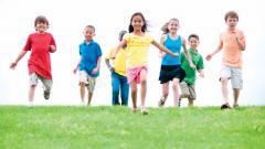 Indosport - ilustrasi hidup sehat bagi anak-anak