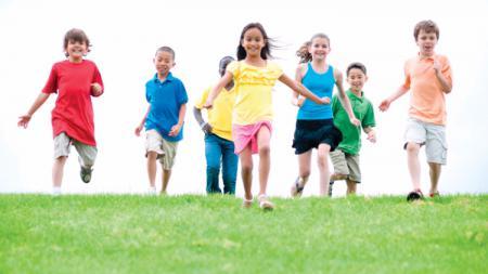 ilustrasi hidup sehat bagi anak-anak - INDOSPORT