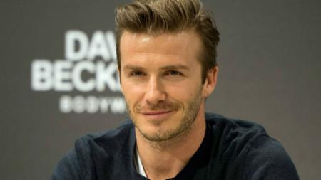 David Beckham kabarnya berencana untuk merekrut striker Real Madrid, Barcelona, dan Paris Saint-Germain ke klub Major League Soccer (MLS), Inter Miami. - INDOSPORT