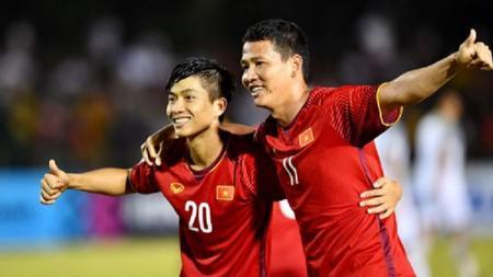 Dua pemain vietnam yang diincar klub Liga Thailand setelah Piala AFF 2018 - INDOSPORT