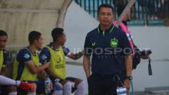 Indosport - Jafri Sastra, pelatih PSIS Semarang.