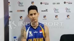 Indosport - Bintang Bogor Siliwangi, Daniel Wenas.