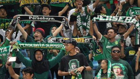 Suporter Persebaya Surabaya (BONEK) - INDOSPORT