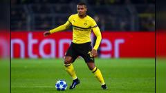 Indosport - Manuel Akanji, bintang muda Borussia Dortmund.