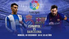 Indosport - Prediksi pertandingan Espanyol Vs Barcelona