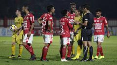 Indosport - Bhayangkara FC vs Bali United