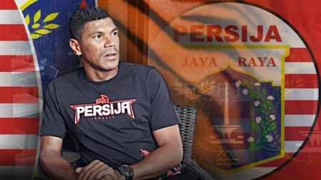 Asisten Pelatih Persija Jakarta, Antonio Claudio. - INDOSPORT