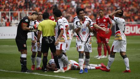 Persija Jakarta vs Mitra Kukar - INDOSPORT