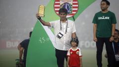 Indosport - Pelatih Persija Jakarta, Stefano Cugurra Teco.
