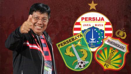 Termasuk Persija Jakarta, Ini 3 Klub 'Milik' Gede Widiade yang Sukses Bhayangkara FC, Persija Jakarta, Persebaya 1927 (IPL) - INDOSPORT