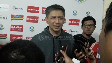 CEO Arema FC, Iwan Budianto. - INDOSPORT