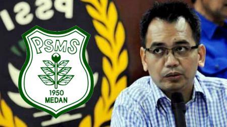 Sihar Sitorus dan PSMS Medan - INDOSPORT