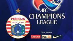 Indosport - Persija Jakarta Liga Champions Asia