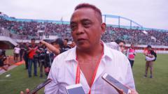 Indosport - Manajer PSS Sleman, Sismantoro