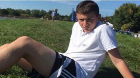 Pemain Bedgrove Dynamos, Luca Campanaro - INDOSPORT