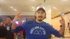 Indosport - Ibnu Jamil, Selebritis penggemar sepak bola