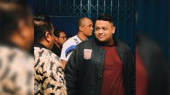 Indosport - Presiden Borneo FC Nabil Husein.