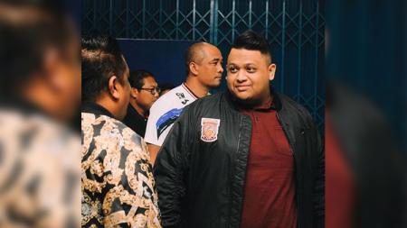 Presiden Borneo FC, Nabil Husein. - INDOSPORT