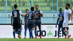 Indosport - Arema FC di Liga 1 2018.