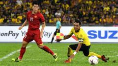 Indosport - Malaysia vs Vietnam.