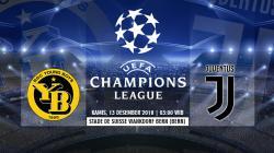 Prediksi BSC Young Boys Vs Juventus