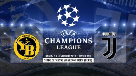 Prediksi BSC Young Boys Vs Juventus - INDOSPORT