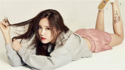 Hyomin T-ara.