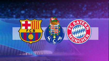 Lolos ke 16 besar Liga Champions, lima klub ini belum menelan kekalahan - INDOSPORT