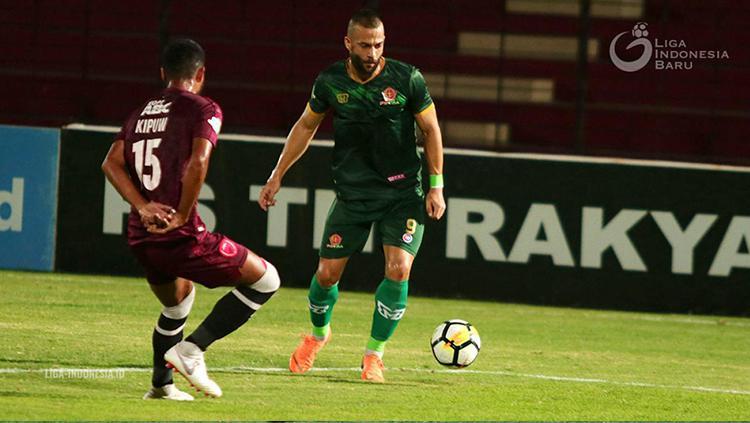 Top Skor Liga 1 2018 Alekandar Rakic Copyright: liga-indonesia.id