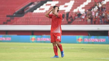 Ammarsyahdi Al Hayandi Hamid resmi memperkuat Babel United FC untuk putaran kedua Liga 2 2019. - INDOSPORT