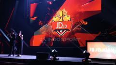 Indosport - Kompetisi e Sports JD.ID High School League 2018.