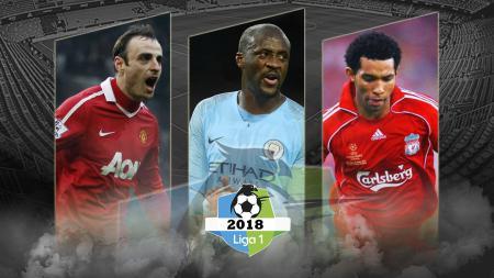 3 Pemain jebolan Liga Primer Inggris yang masuk akal untuk direkrut klub Liga 1. - INDOSPORT