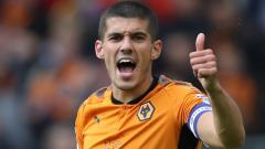 Indosport - Bintang Wolves, Conor Coady