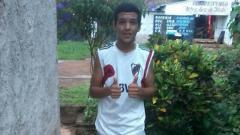 Indosport - Exequiel Aaron Neris, fans River Plate yang dibunuh oleh fans Boca Juniors