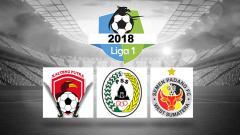 Indosport - Kalteng Putra, PSS Sleman, dan Semen Padang lolos ke Liga 1 2019