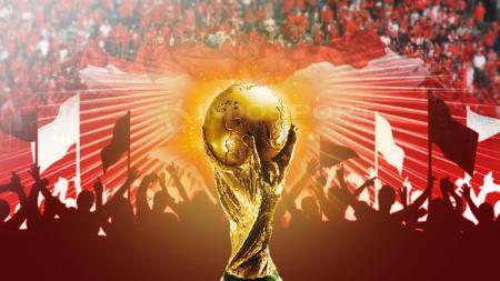 Ilsutrasi tiga hal yang harus dibenahi Indonesia untuk jadi tuan rumah Piala Dunia 2034 - INDOSPORT
