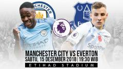 Indosport - Prediksi pertandingan Manchester City vs Everton