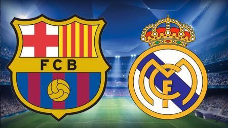 Dua klub LaLiga Spanyol, Barcelona dan Real Madrid berada dalam satu lingkaran setan yang sama yakni masalah krisis ekonomi imbas Corona dan performa menyedihkan pemain mahal mereka. - INDOSPORT