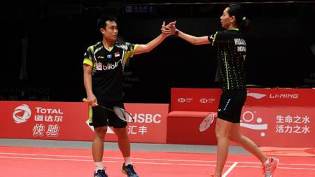 Hafiz Faizal/Gloria Emanuelle Widjaja sempat gagal total di Indonesia Master 2020. Mereka berpeluang membuktikan kualitasnya di turnamen Thailand Masters 2020. - INDOSPORT