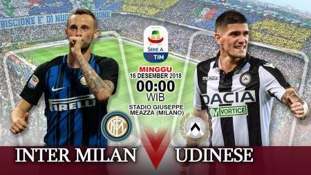 Prediksi Inter Milan Vs Udinese. - INDOSPORT