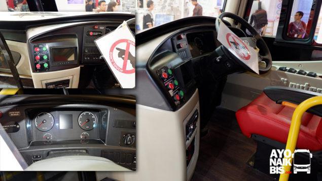 Dashboard Scania K310 UB Copyright: http://ayonaikbis.com