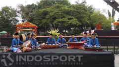 Indosport - Kesenian Khas Betawi siap sambut Persija