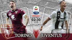 Indosport - Prediksi Torino Vs Juventus