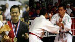 Indosport - Joe Taslim membuka kenangan lama ketika dirinya masih aktif menjadi atlet judo yang membanggakan Indonesia.