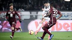 Indosport - Torino vs Juventus.